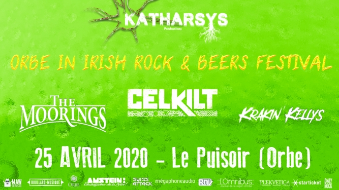 Orbe Irish Le Puisoir Orbe Tickets