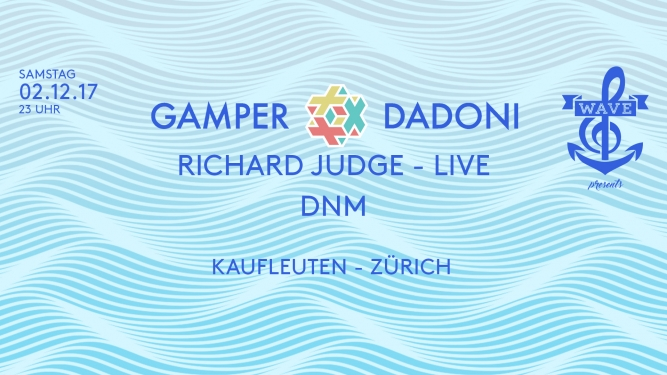 Wave Kaufleuten Klub Zürich Tickets