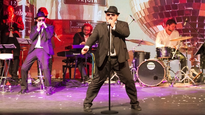 A Tribute to The Blues Brothers Schadausaal Thun Tickets