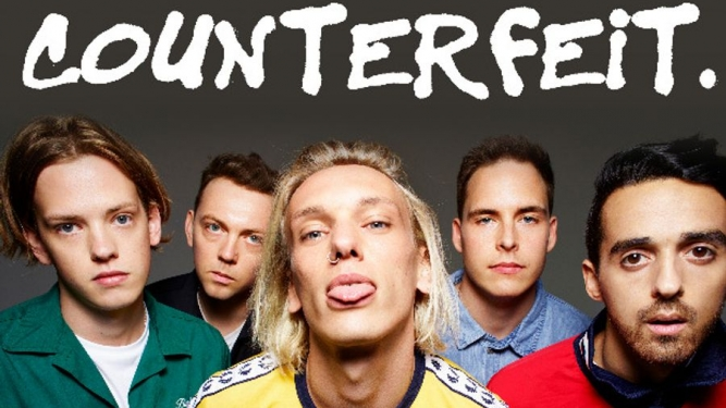 Counterfeit (UK) KIFF Aarau Tickets