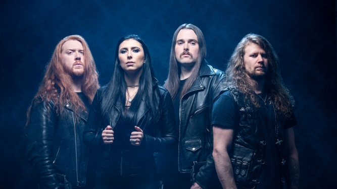 Unleash The Archers (CAN) - Soul-Bounding Across Europe 2021 Tour Kiff, Saal Aarau Tickets