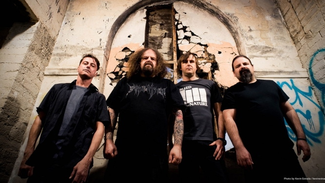Napalm Death (UK) KIFF Aarau Tickets