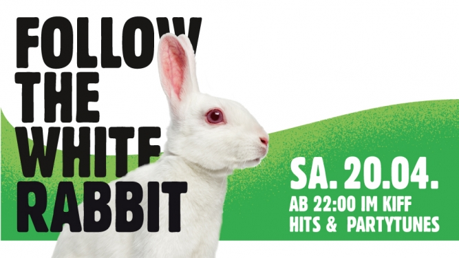 Follow The White Rabbit KIFF Aarau Tickets