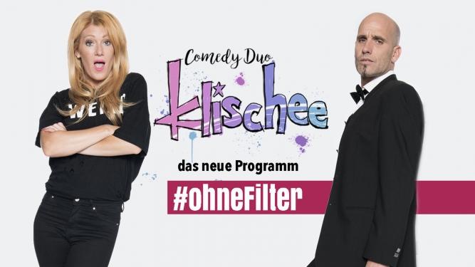 Comedy Duo Klischee Comedy Bühne Weisser Wind Zürich Tickets