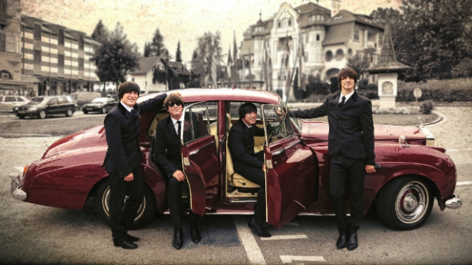 Help! - Hits der Beatles live Kulturfabrik Kofmehl Solothurn Tickets