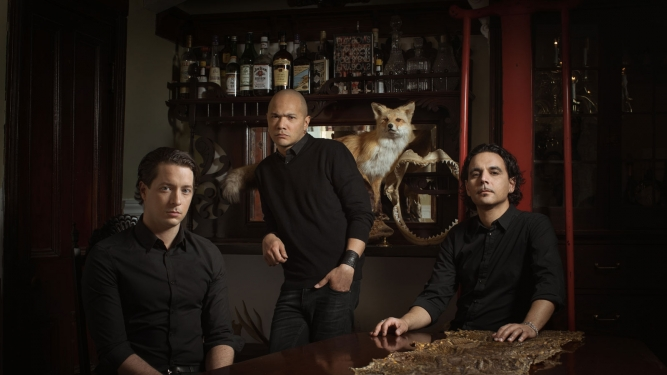 Danko Jones (CAN) Salzhaus Winterthur Tickets