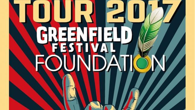 Greenfield Festival Foundation Tour Kulturfabrik Kofmehl Solothurn Tickets