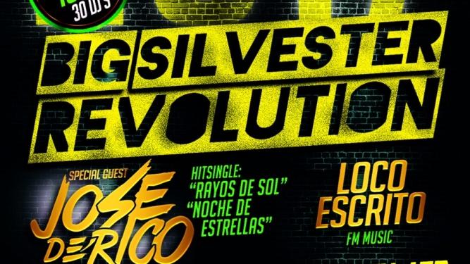 Big Silvester Revolution 2016 / 2017 Komplex 457 Zürich Tickets