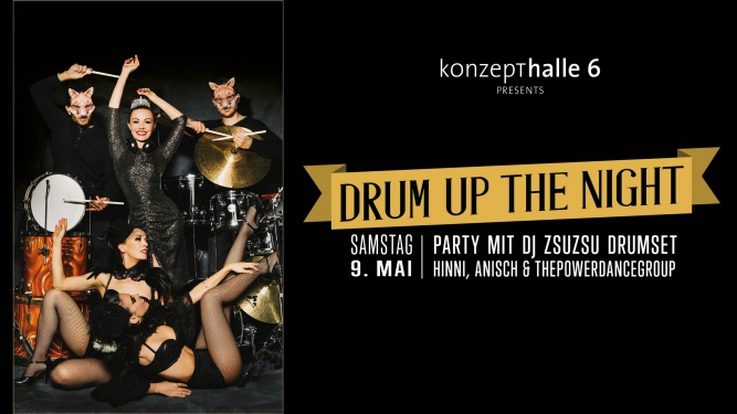 Drump Up The Night Vol. 4 Konzepthalle 6 Thun Tickets