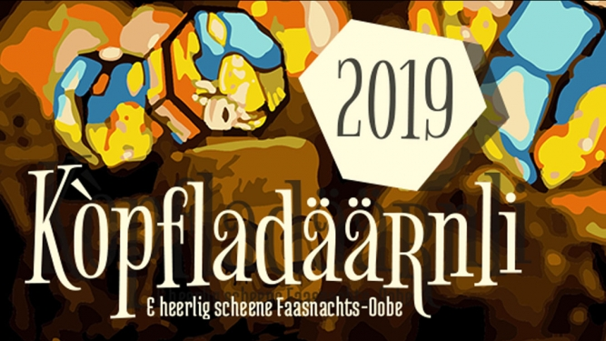 Kòpfladäärnli 2019 Offene Kirche Elisabethen Basel Tickets