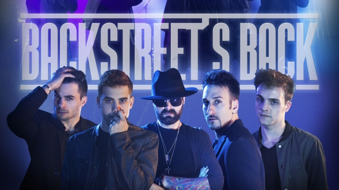Bravo Hits Party mit Backstreet's Back Krempel Buchs SG Tickets