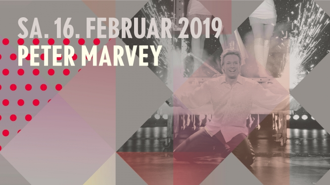 Peter Marvey - Magic Show KREUZ Jona Tickets