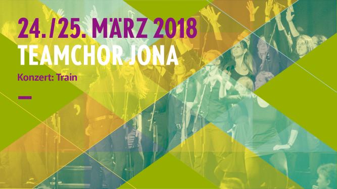 Teamchor Jona KREUZ Jona Tickets