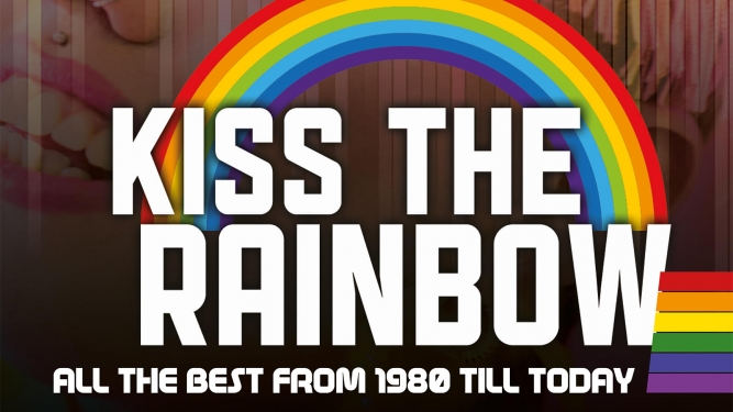 Kiss the Rainbow - LGBTI Party Kulturfabrik KUFA Lyss Lyss Tickets
