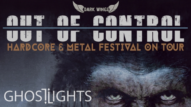 Out Of Control - Hardcore & Metal Festival Kulturfabrik KUFA Lyss Lyss Tickets