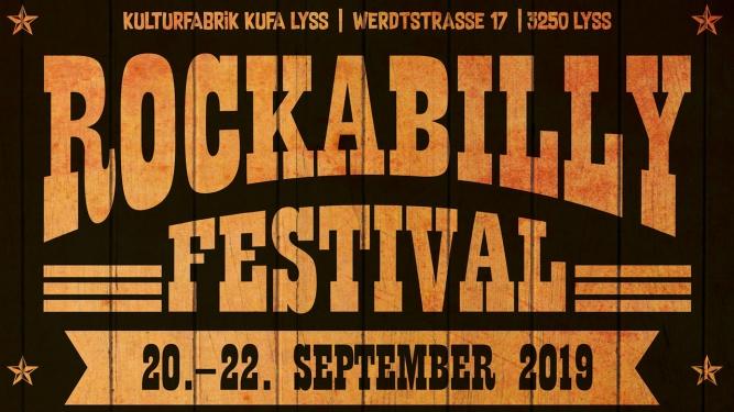 Rockabilly Festival 2019 Kulturfabrik KUFA Lyss Lyss Tickets