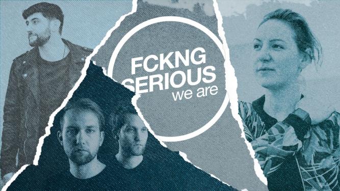 Fckng Serious Labelnight Kugl St.Gallen Tickets