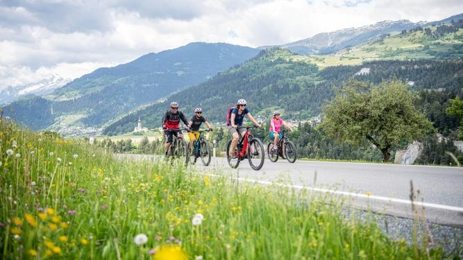 E-Bike Kulinarik Trail Dorf Flims Tickets