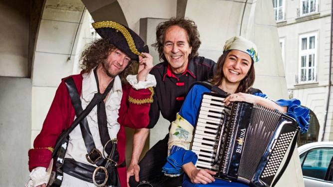 Roland Zoss | Xenegugeli-Band - Lieder von Bäumen und Tieren Kulturhof-Schloss Köniz |Schlosshof Köniz Biglietti