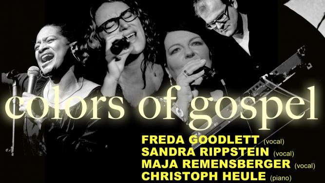 Freda Goodlett, Sandra Rippstein & Maja Remensberger Kulturhof-Schloss Köniz – Rossstall Köniz Tickets