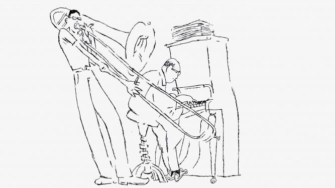 Uptown Big Band feat. Ray Anderson & Felix Stüssi Kulturhof-Schloss Köniz - Rossstall Köniz Tickets