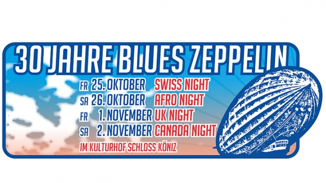 30 Jahre Blues Zeppelin Several locations Several cities Tickets