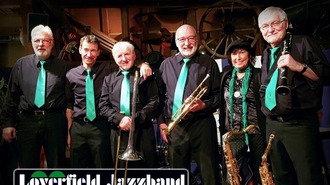 Loverfield Jazzband Kulturhof (Schlossschüür) Bern/Köniz Billets