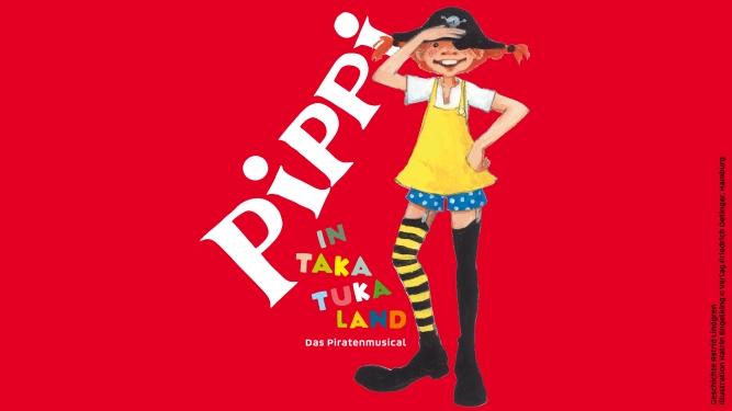Kindermusical Pippi in Taka-Tuka-Land la fermata Falera Tickets