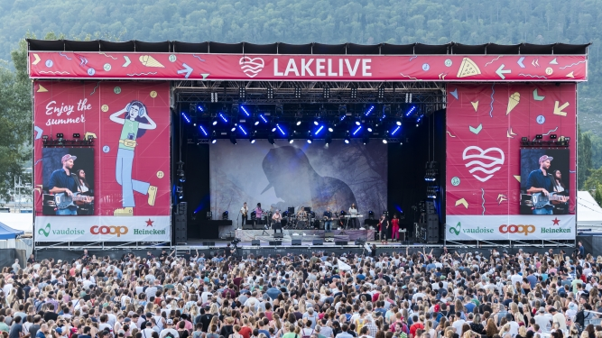 Lakelive Swiss Night Expo-Park Biel/Nidau Nidau Tickets