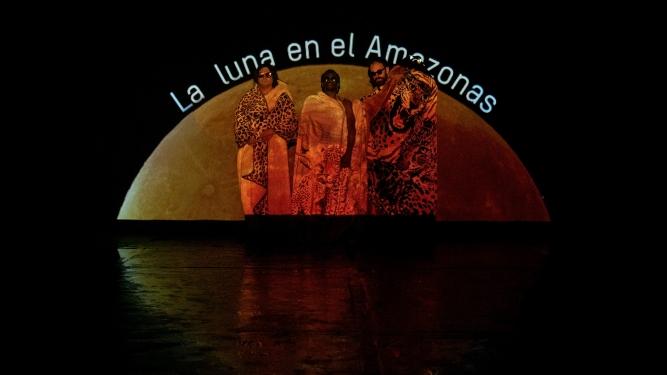 La Luna en el Amazonas Reithalle Basel Tickets