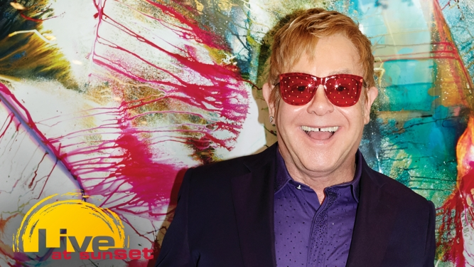Dinner Package: Elton John Dolder Zürich Tickets