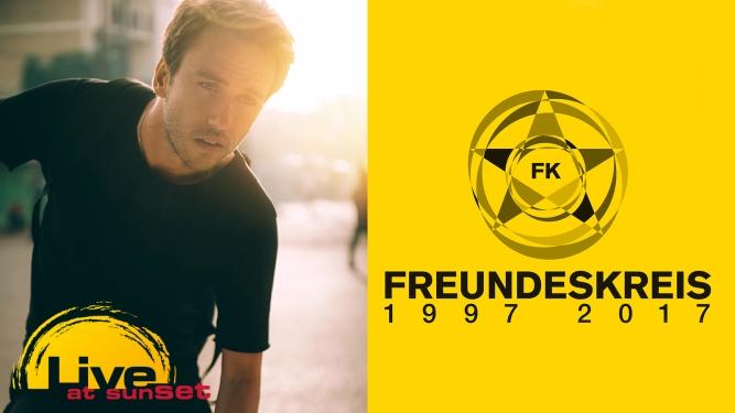Dinner Package: Freundeskreis feat. Joy Denalane, Clueso Dolder Zürich Tickets