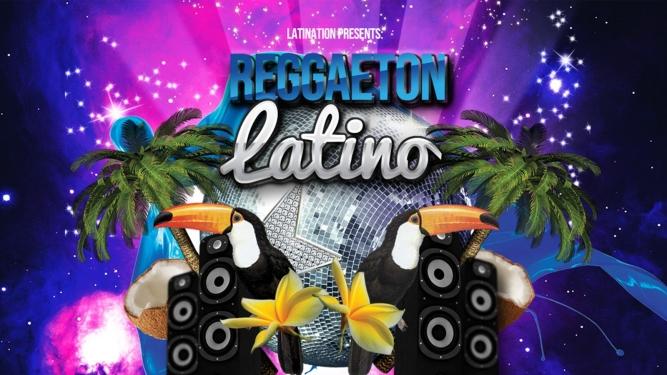 100% Reggaeton Latino - Berna Du Théâtre Bern Tickets
