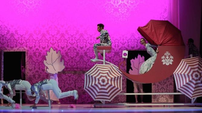 Ballet Cendrillon Théâtre Beaulieu Lausanne Billets