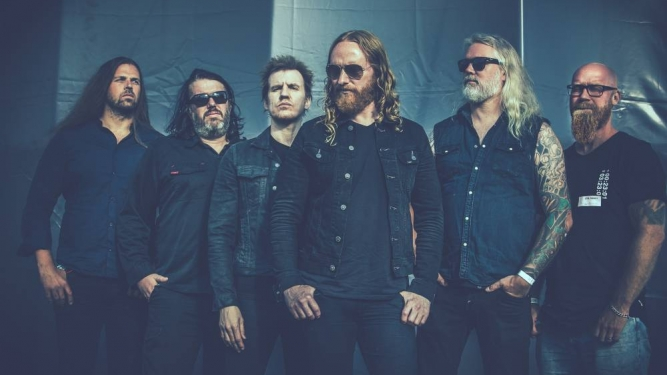 Dark Tranquillity (se) Le Pont  Rouge Monthey Tickets