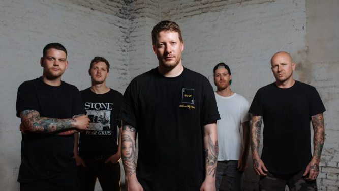 Comeback Kid (CAN) Le Pont  Rouge Monthey Billets