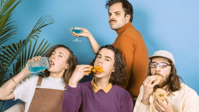 Peach Pit (CAN) Le Pont  Rouge Monthey Billets