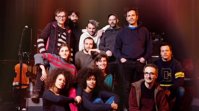 Orchestre Tout Puissant Marcel Duchamp XXL (CH) Les Docks Lausanne Billets