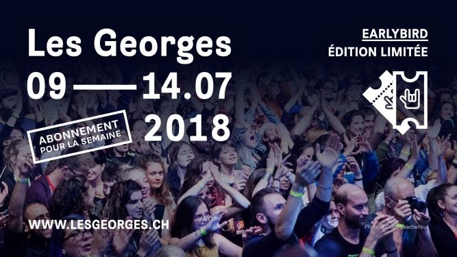 EarlyBird (abonnement pour la semaine) Place Georges-Python Fribourg Billets