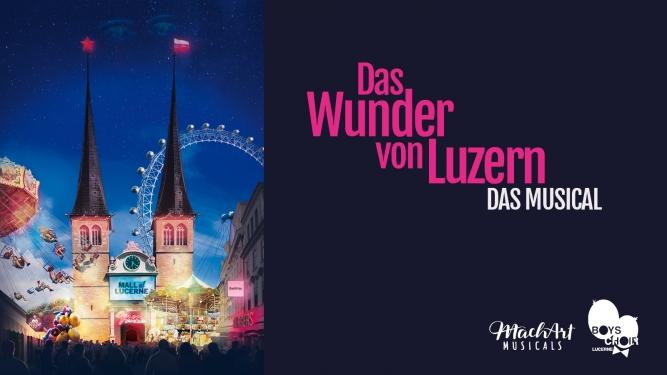 Das Wunder von Luzern Theatersaal Emmenbrücke Tickets