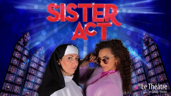 Sister Act Le Théâtre Emmenbrücke Billets