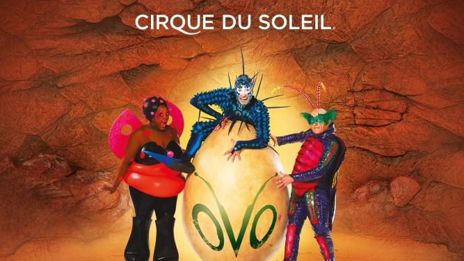Cirque du Soleil Arena de Genève Grand-Saconnex/Genève Tickets