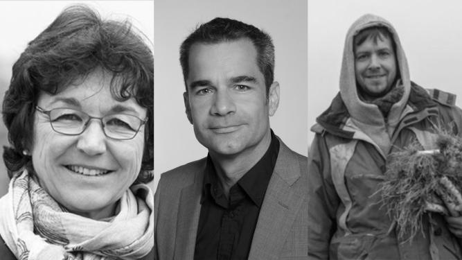 Podiumsdiskussion - Eva Reinhard, Philipp Aerni & David Jacobsen Papiersaal (Sihlcity) Zürich Tickets