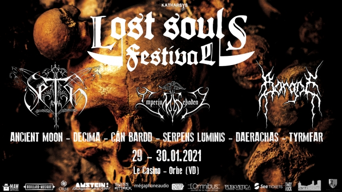 Lost Souls Festival Casino Orbe Billets