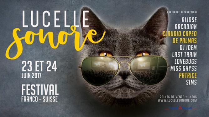 Lucelle'Sonore 2017 Lucelle'Sonore Lucelle Billets
