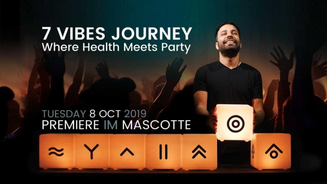 7 Vibes Journey | Premiere Mascotte Zürich Tickets