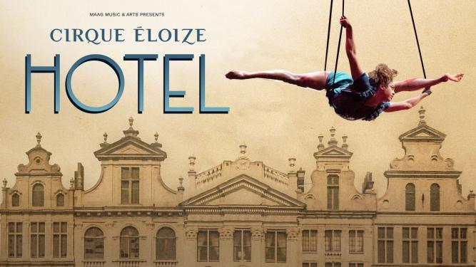 Cirque Éloize MAAG Halle Zürich Biglietti