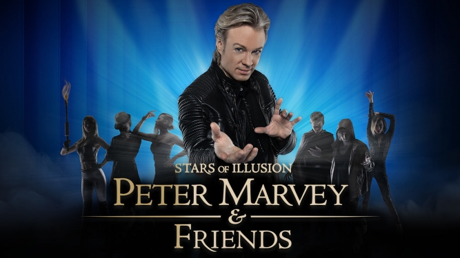 Peter Marvey & Friends MAAG Halle Zürich Tickets