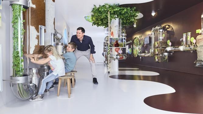 Maestrani's Chocolarium Maestrani's Chocolarium Flawil bei St. Gallen Billets