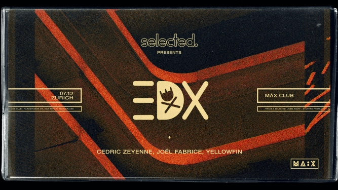 Selected. MÄX Zürich Tickets